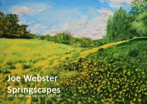 JoeWebster-Springscapes-FLYER-front