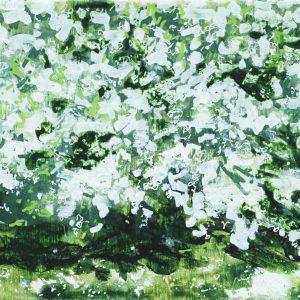 Hawthorn (Lockdown) Study, Original Painting by Joe Webster